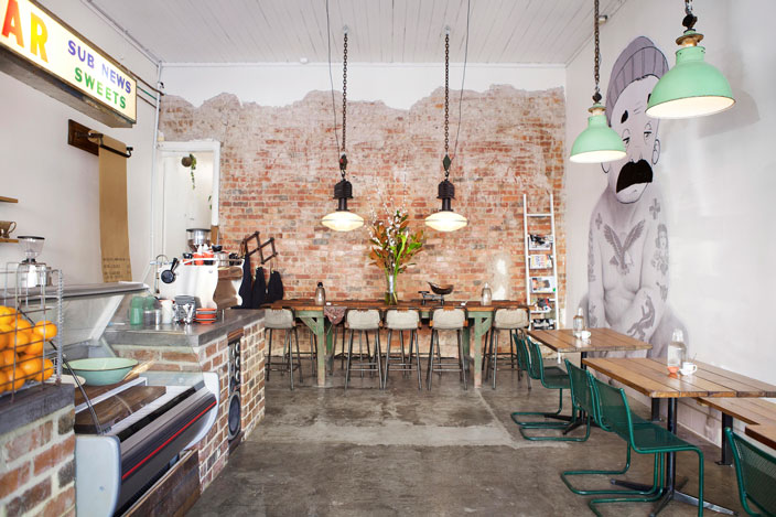 Effectively budgeting for a small cafe fitout for Design industry melbourne