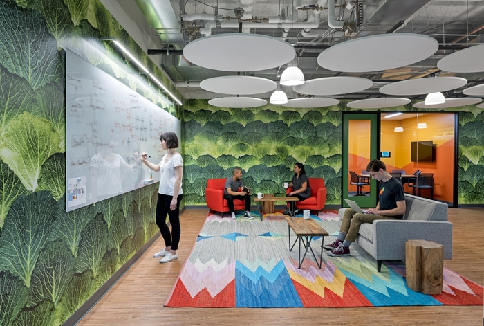Fit outs to help boost productivity