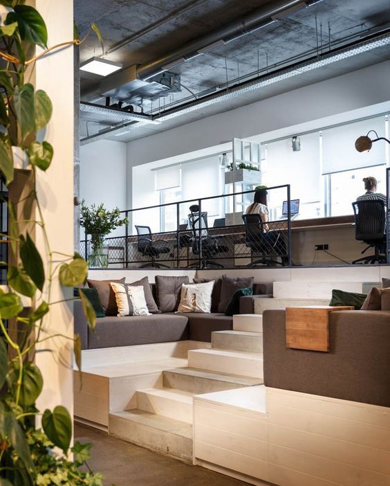 Maximise A Small Office Space